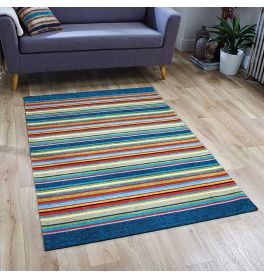 Pacific 71X Rug Multi Stripes