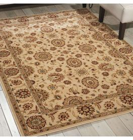 Persian Crown Rug PC002 Ivory Cream
