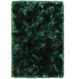 Plush Ultra Thick Rug Emerald Green