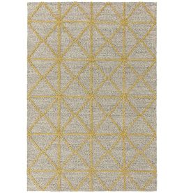 Prism Rug in Grey Ochre