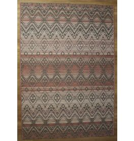 Vandar Pink Brighton Geometric Outside Rug 98004-8020