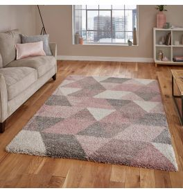 Royal Nomadic Rug 7611 Rose Cream