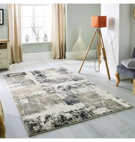 Sansa 5501 H Rug Contemporary Cream/ Grey 160x230cm