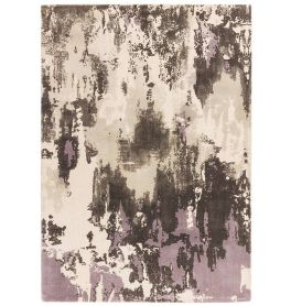 Saturn Rug Heather Woolen Print 200x290cm size