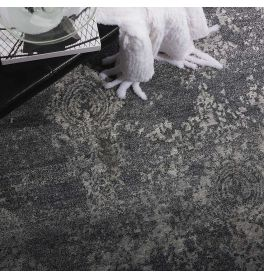 Silk Shadows Rug SHA14 Grahpite
