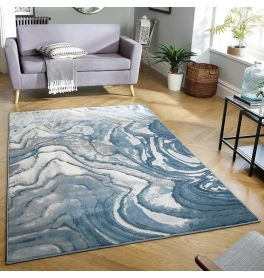 Topaz 801 L Silky Contemporary Rug