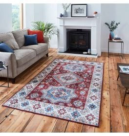 On Sale Topaz G4705 Traditional Red Rug 120x170cm