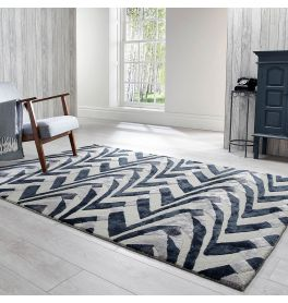 V&A Jazz Rug Grey