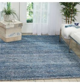 Weston Rug WES01 Aegean Blue