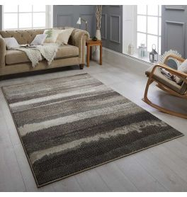 Zarah 1802 N Rug Distressed Look