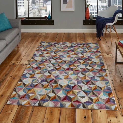 16th Avenue Rug 34A Multi Colour