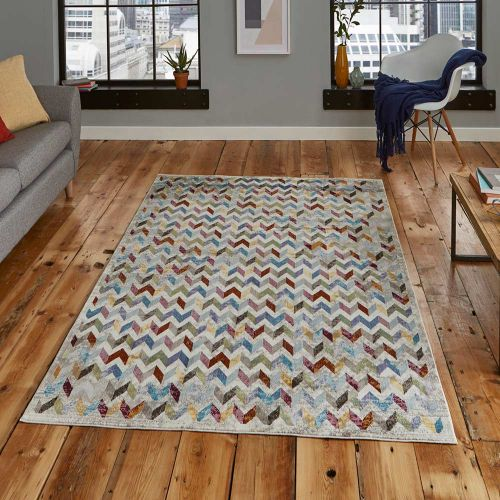 16th Avenue Rug 36A Multi Colour