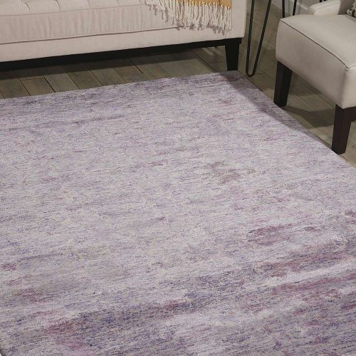 Amethyst Gemstone Rug GEM04