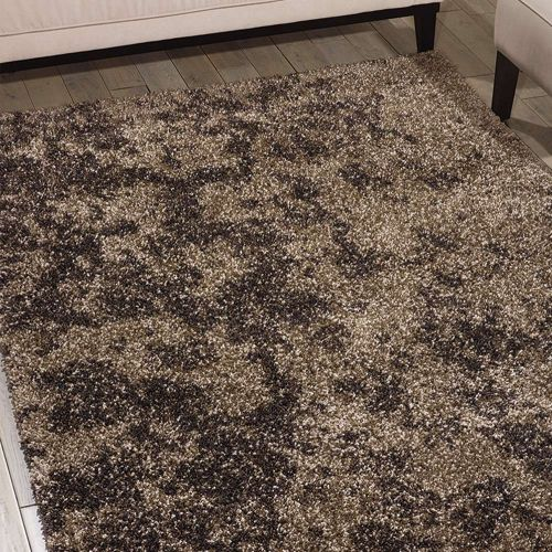 Amore Granite Shaggy Rug