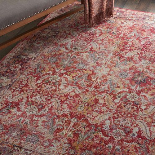 Ankara Global Rug ANR02 Traditional Red
