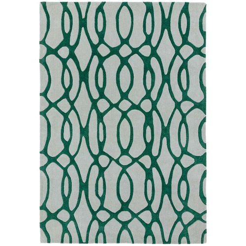 Matrix 38 Wire Green Rug