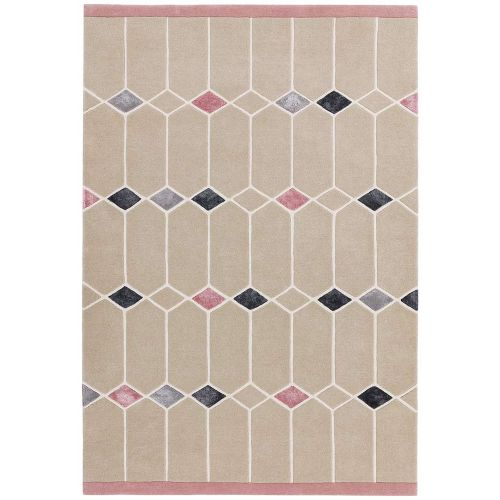 Matrix 61 Jewel Pink Rug