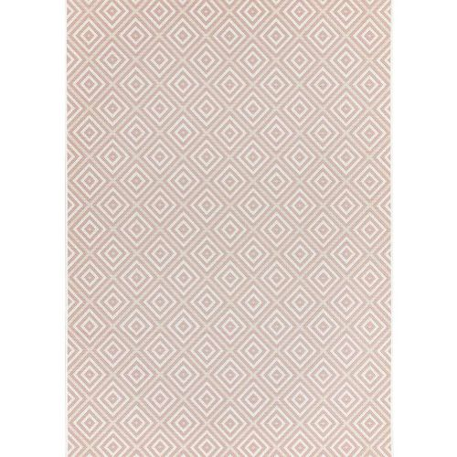 Patio 13 Pink Diamond Rug