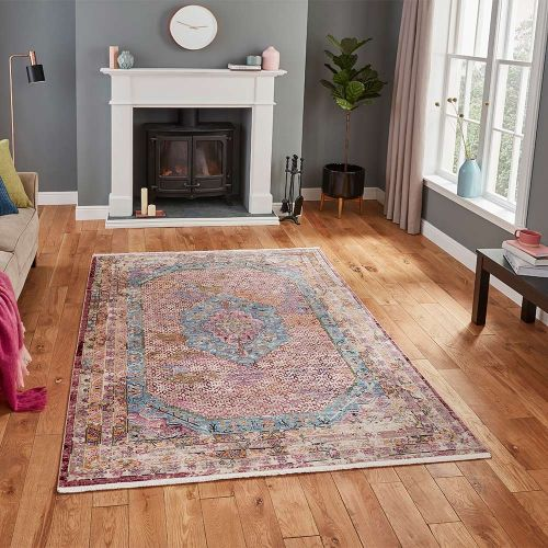 Athena 24023 Traditional Multi Coloured Rug