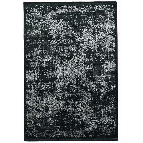 Athera  AT07 Black Persian Rustic Rug