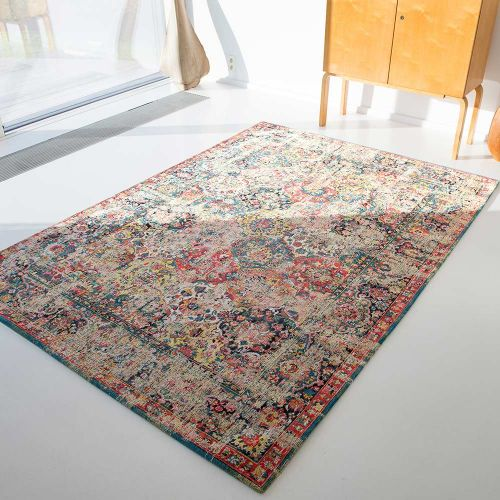 Bakhtiara Antique Rug 8712 Janiserry