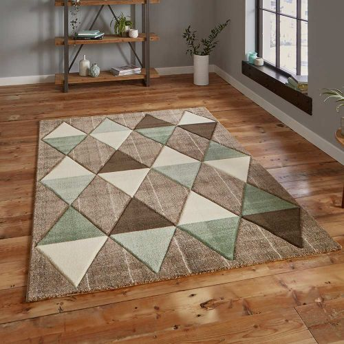 Brooklyn Rug 21896 Beige Green
