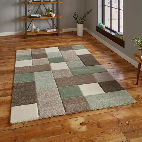 Brooklyn Rug 646 Beige Green