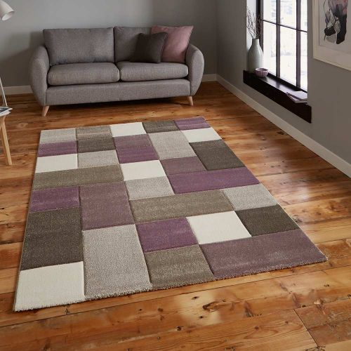 Brooklyn Rug 646 Beige Purple