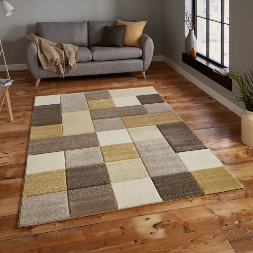 Brooklyn Rug 646 Beige Yellow