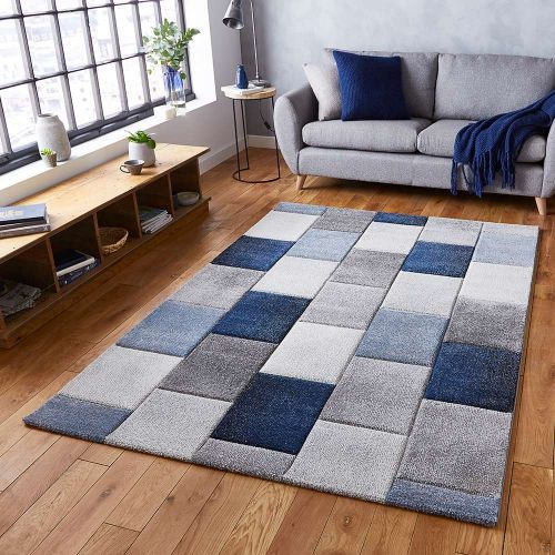 Brooklyn Rug 21830 Grey Blue