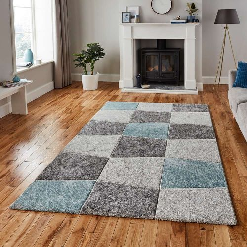 Brooklyn Rug 22192 Grey Blue