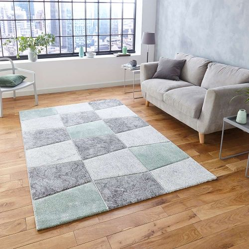 Brooklyn Rug 22192 Grey Green