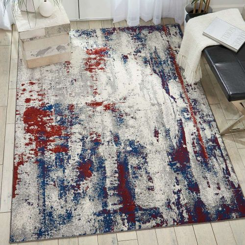Brush Strokes Maxell Rug MAE15 Multi
