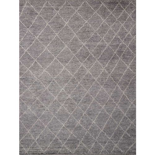 Calvin Klein Rug Heath Alpine Graphite