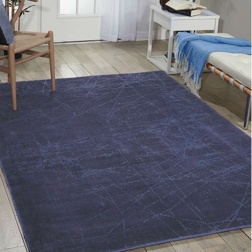 Calvin Klein Rug Maya Etched Light Orchid