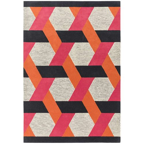 Camden Rug Orange