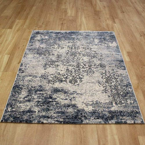On Sale Canyon Small Rug Blue Bone 52004 5242 80x150cm