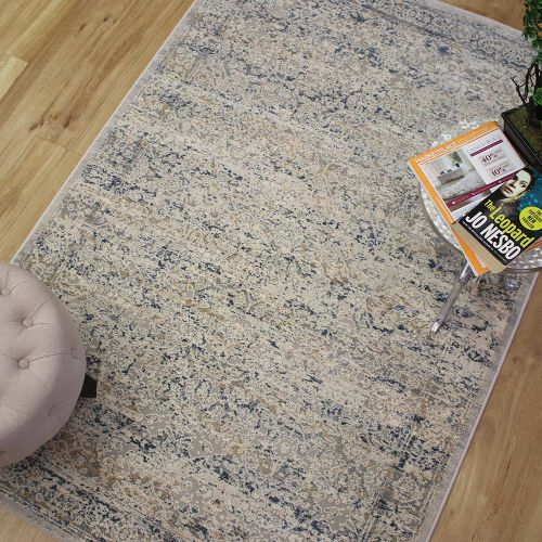 Canyon Rug Grey Blue Sand 52001 6262