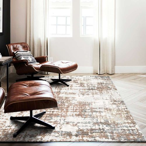 Canyon Rugs Mink Brown Steel 52016 1626