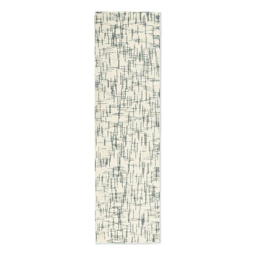 Calvin Klein CK820 Ivory Light Grey Tucson Rug