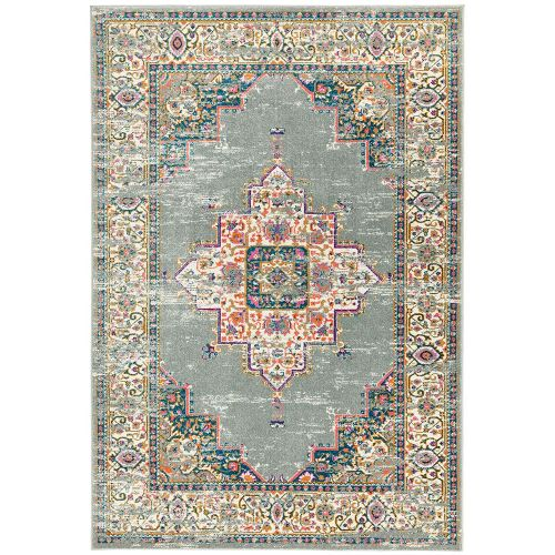 Colt Rug CL02 Medallion Grey