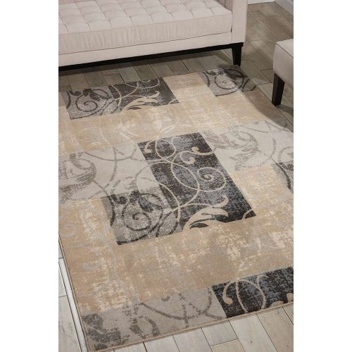 Contemporary Maxell Rug MAE03 Multi