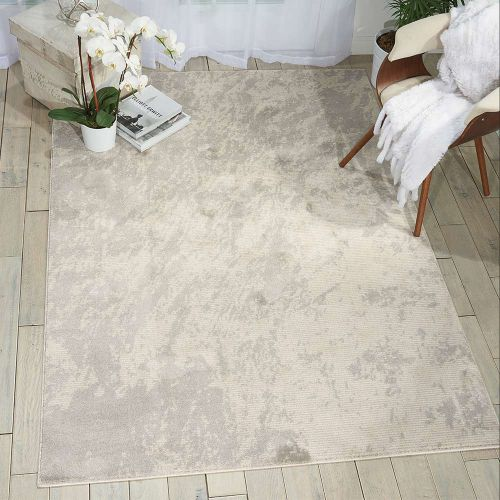 Contemporary Maxell Rug MAE12 Ivory Grey