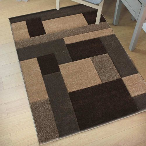 Cosmos Rug Beige Brown