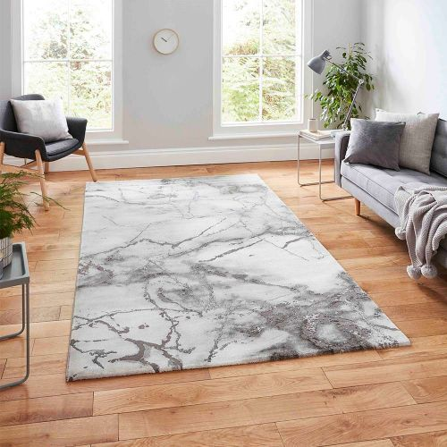 Craft 23270 Ivory Silver Rug