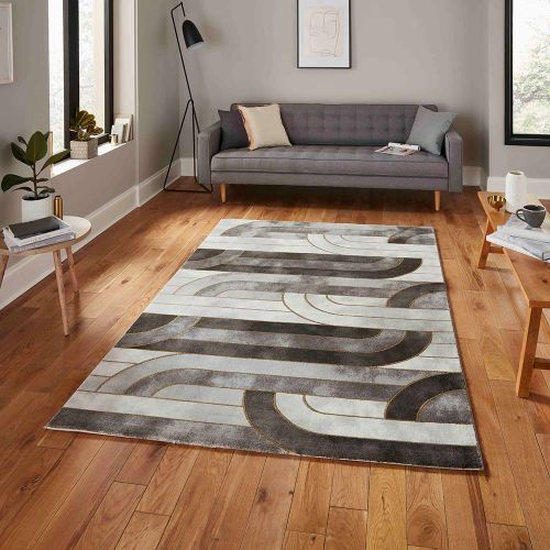 Craft 23430 Grey Gold Rug