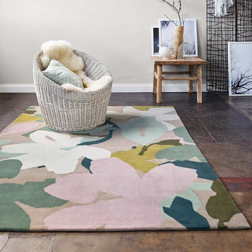 Esprit Bloom Taupe Rug