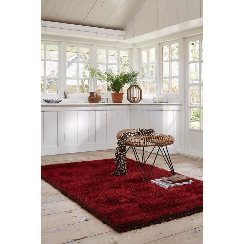 Esprit Cosy Glamour Red Rug