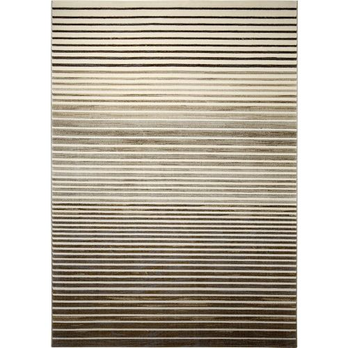Esprit Nifty Stripes Brown Rug