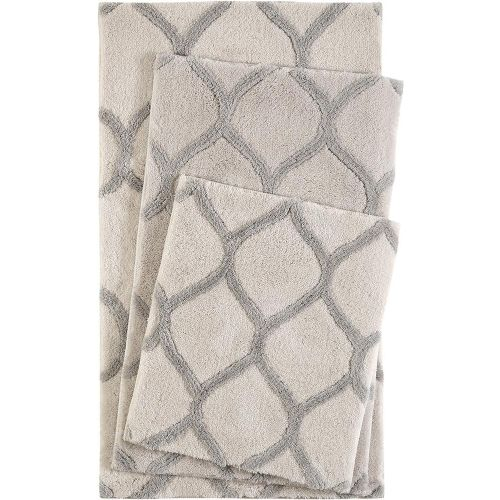 Esprit Oriental tile Cream Bath Rug